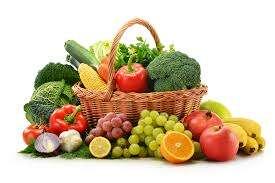 Овочі, фрукти, зелень