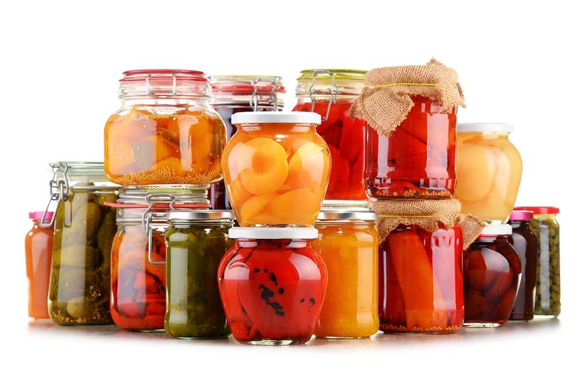 Preserves, pickles